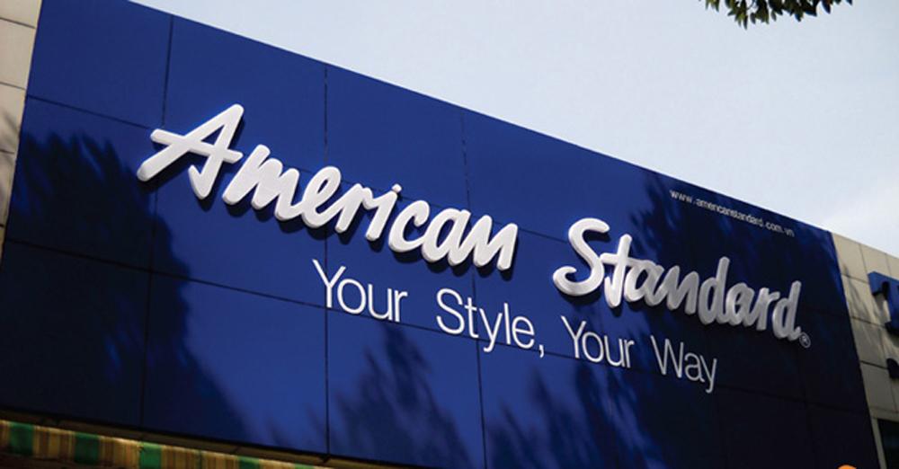 Biển quảng cáo Aluminum chữ nổi