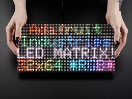 Những ưu điểm của biển quảng cáo đèn LED ma trận