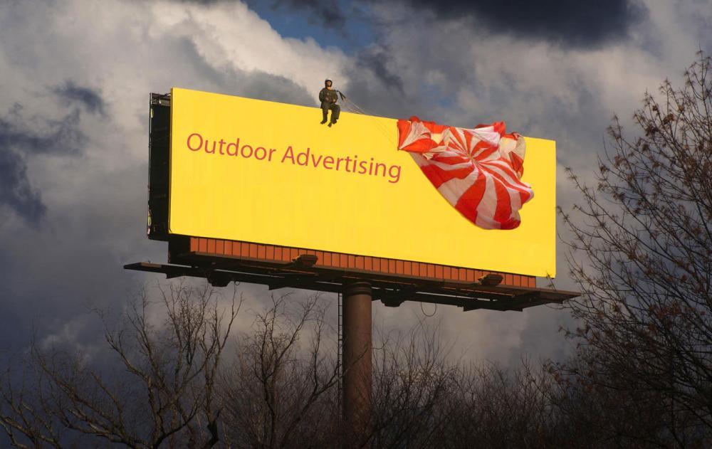 Các hình thức quảng cáo phổ biến